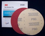 Hook & Loop Sandpaper Discs