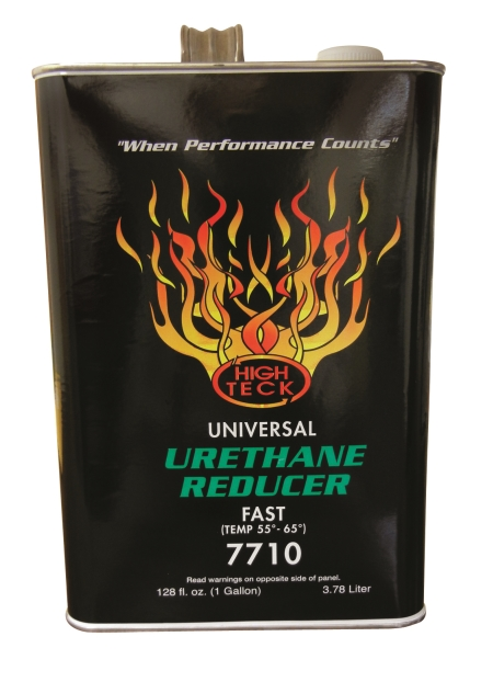 High Teck 7710 Universal Urethane Reducer FAST Gallon
