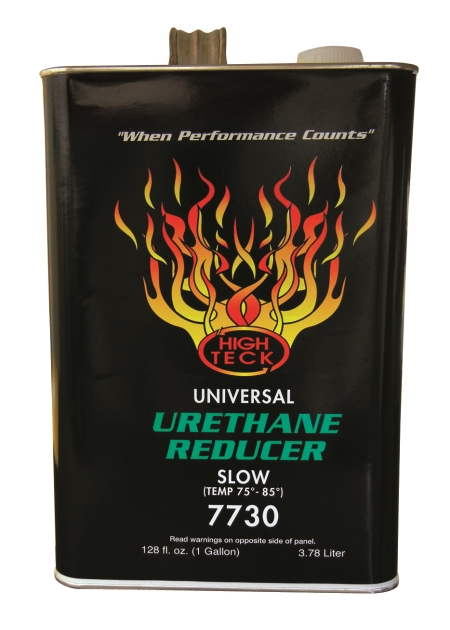 High Teck 7730 Universal Urethane Reducer SLOW Gallon