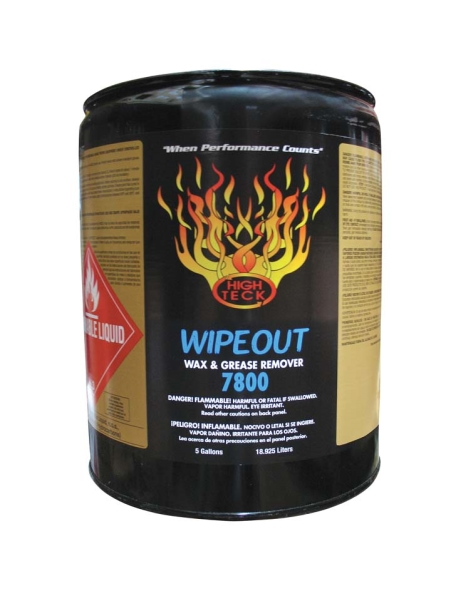 High Teck 7800 Wipeout Surface Prep 5 Gallon