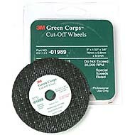 3M Green Corps Cut-Off Wheels