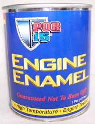 POR15 Engine Enamel Paint Pint