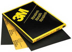 3M Imperial Wet or Dry Sandpaper Sheets