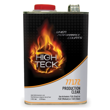 High Teck 77172 Urethane Production Clearcoat - Gallon