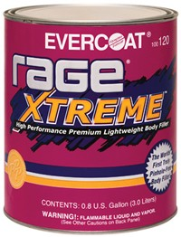 Evercoat 120 Rage Xtreme Premium Body Filler
