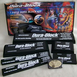 DURA-BLOCK 7 pc Sanding Tool Kit