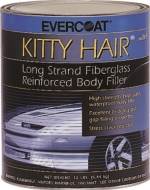 Evercoat 100869 Long Strand Fiberglass Reinforced Body Filler Quart