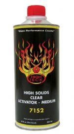 High Teck 7152 High Solids Urethane Clear Activator Medium Quart