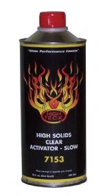 High Teck 7153 High Solids Urethane Clear Activator Slow Quart
