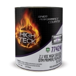 High Teck 77424 2K High Build Direct to Metal Primer Sealer Black Gallon