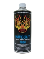 High Teck 7800 Wipeout Surface Prep Quart