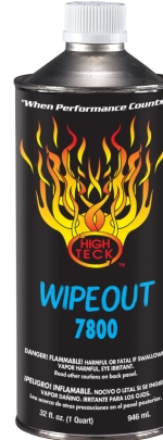 High Teck 7800 Wipeout Surface Prep 19oz Aerosol