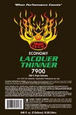 High Teck 7900 Economy Lacquer Thinner 5 Gallon