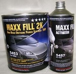 5 Star 2K High Build Urethane Primer Gallon Kit
