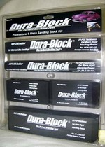 DURA-BLOCK 6 pc Sanding Block Tool Kit