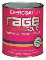 Evercoat 112 Rage Gold Body Filler