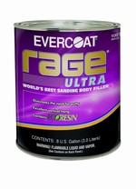 Evercoat 125 Rage Ultra Body Filler
