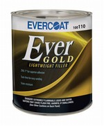 Evercoat 110 Evergold Lightweight Filler