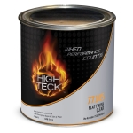 High Teck 77165 Urethane Flat Finish Clearcoat - Quart
