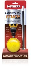 Mothers Power Ball Mini MD (Metal Doctor) Polishing Tool